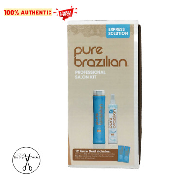 Pure Brazilian Professional Salon Kit - 12 Piece Deal