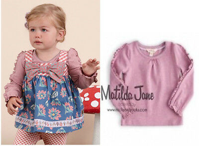NWOT Matilda Jane Good Natured Tee 6/12 12/18 once upon a time