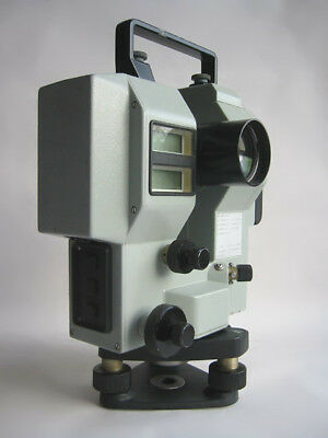 """Präzisions Tachymeter 0,6"""" Total Station Carl Zeiss Elta 2"""