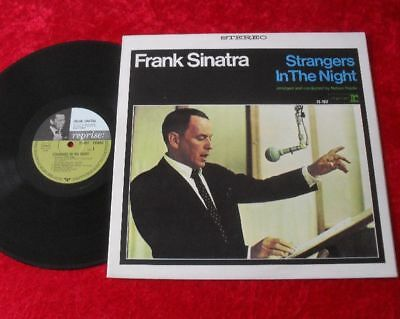 Frank Sinatra LP Strangers in the night (FS 1017) TOP ZUSTAND!