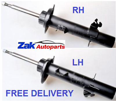Mini Cooper One R50 R52 R53 Front 2 Shock Absorbers Shockers Dampers Pair X2 NEW