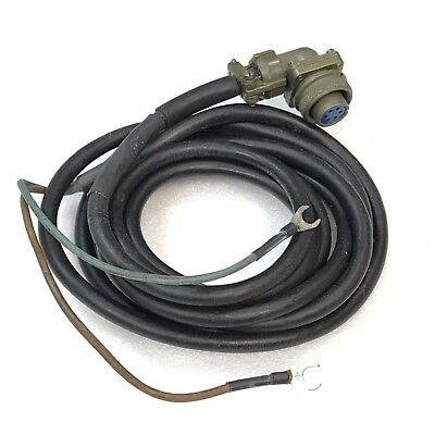 6P - CLAMP Amphenol Military Cable Assembly