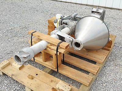 Used- All-fill Powder Auger Filler.