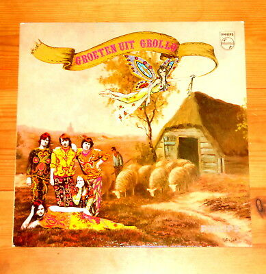 Cuby + The Blizzards - LP - Groeten Uit Grollo - Philips STEREO 6440 310