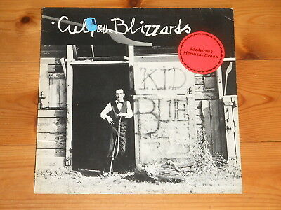 Cuby + The Blizzards - LP - Kid Blue - DE 1976 - Intercord - Herman Brood