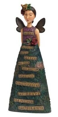 kelly rae roberts figurine. Seeker Figure 102332. Idea xmas gift. Christmas gift