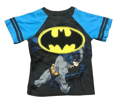 New Summer Kids Boy T-Shirt Batman Size 3-7