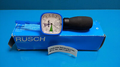 Rusch Tracheostomy Care Medical Endotest Cuff Filling Measuring