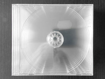 5 CD-Boxen - transparent - originalverpackt - BECO