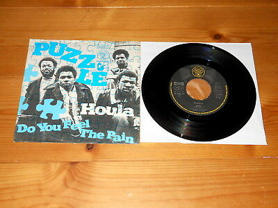 "Puzzle - 7"" Single - Houla - rare Freakbeat - German PS"