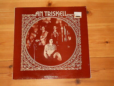 An Triskell – LP – An Triskell - Disques Velia 2230016