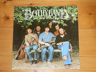 The Bothy Band – LP - Old Hag You Have Killed Me – Nature 60.059