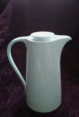 Block Spal LISBOA WHITE Coffee Pot & Lid - NEW with Tag - FREE U.S. SHIPPING