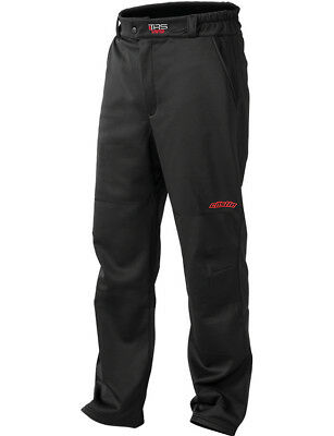 Castle X Mens Black/Red Fusion Mid-Layer Snowmobile Pants Snocross