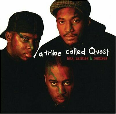 Tribe Called Quest, A : Hits, Rarities and Remixes CD