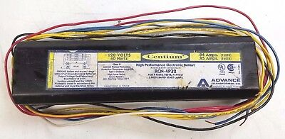Advance Centium RCN-4P32 High Performance Electronic Ballast (4) Lamp 120V 60Hz