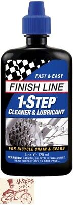 FINISH LINE 1-STEP CLEANER AND LUBRICANT--4oz DRIP