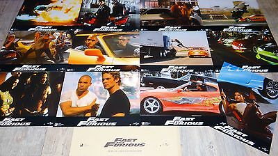 FAST AND FURIOUS ! vin diesel paul walker jeu 12 photos cinema cars voiture