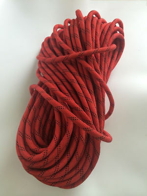 AU  Static Climbing Rope, Abseiling Rope, Rescue Rope, Rock Climbing 50m x 12mm