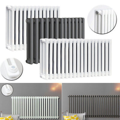 13-22SECTION TRADITIONAL Style Column Radiator Cast Iron Central ...