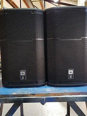 Jbl Prx612 Powered Speakers Pair