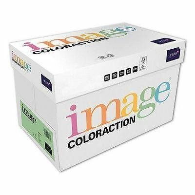 A4 Image Coloraction Various Colours & GSM Printing Paper, Craft Stock