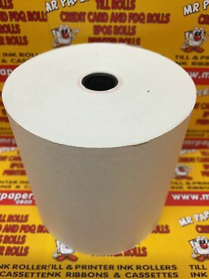 Sharp XE-A101 Single Ply Till Rolls (Box of 40) from MR PAPER®