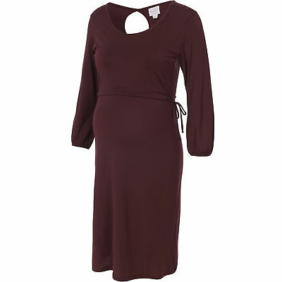 Neu boob Stillkleid Ginger bordeaux 6039401