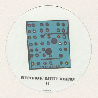 """The Chemical Brothers - Electronic Battle Weapon II - Rare 12"""" Vinyl *NEW*"""