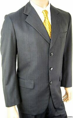 Custom SUIT Tailored Mens 40R JAMES WOODS Dominic Gherardi Vintage 1996