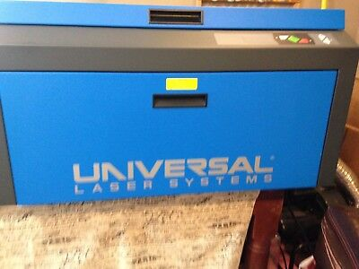 ULS Laser Engraver , Universal laser Systems, Engraving Cutting Machine