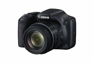 Canon PowerShot SX530 Digital Camera w/ 50x Optical Zoom - Wi-Fi & NFC Enabled