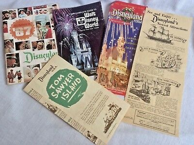 Lot of 9 Vintage Fliers from Trade Groups and Corporations Botany Farming