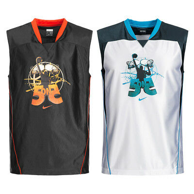 Nike Basketball Game Kinder Trikot 332448 Training Jersey Tank Top Streetball