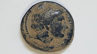 Lampsakos Mysia 400BC Rare Ancient Greek Coin of Nymph & Pegasus