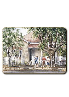 NEW Cinnamon Nostalgia Placemats Set of 6