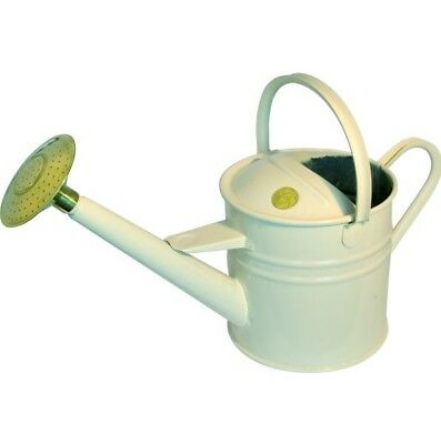NEW Haws 4.5 Litre Traditional Watering Can Cream