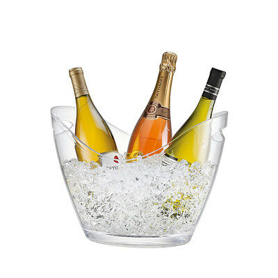 NEW Serroni Fresco Unbreakable Vino Gondola Drinks Tub