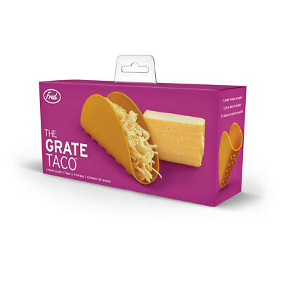 NEW Fred & Friends The Grate Taco Cheese Grater
