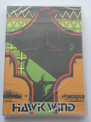Hawkwind - Night Of The Hawks (DVD) Brand New, Sealed, Region 0