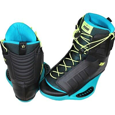 Jobe Host Mens Wakeboard Boots BLUE Size 5/8