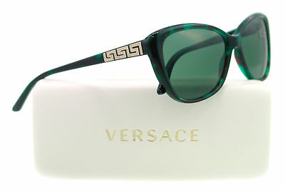 797fb9e2dc91 Authentic Versace Sunglasses Women VE 4264B Green 5076 71 VE4264B 57mm