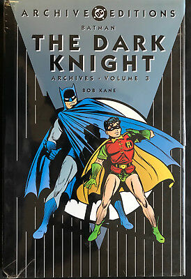 Dc Comics Batman The Dark Knight Archives Volume 3 Hardcover