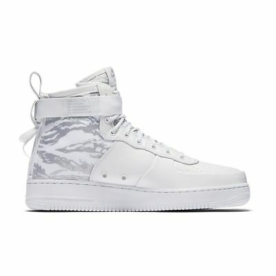 8eec2debf6655 NIKE SF AF1 Mid Winter Boot # AA1129-100 White Camo Men SIZE 9.5 ...