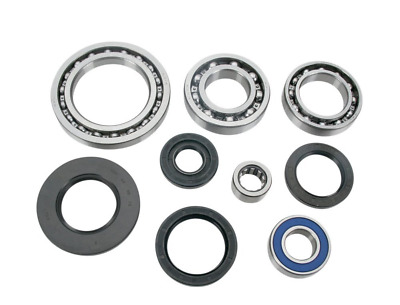 Honda TRX300FW 300 FourTrax 4x4 ATV Rear Differential Bearing Kit 1988-2000