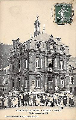 HAYBES - Mairie