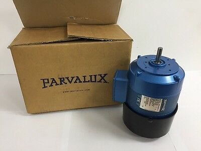 New Parvalux 100w SD13 AC Electric Motor 3-Phase 1400RPM 4-Pole W07568 3-PH