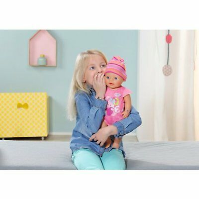 BABY Born Interactive Girl Doll with 9 Functions 11 & Accessories Kids Doll Toy