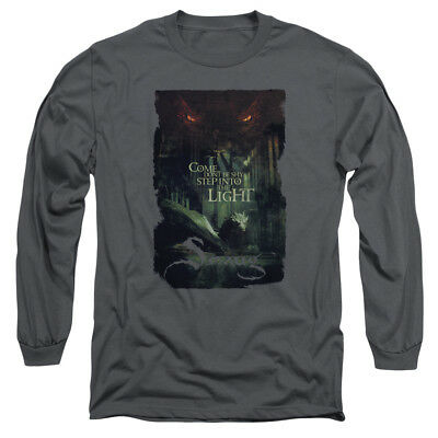Hobbit Movie TAUNT Licensed Adult Long Sleeve T-Shirt S-3XL