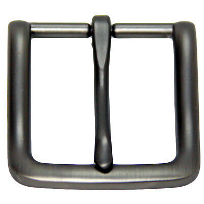 Replacement Belt Buckle For 1 3/8 Inch Width Low Profile Matte Nickel Finish